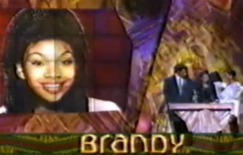 A Young @everbrandy Racks Up The Awards