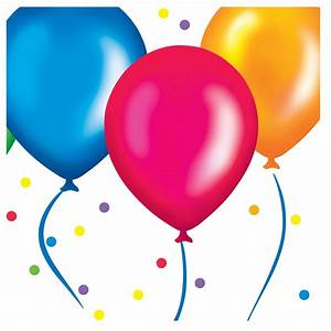 Birthday Balloons Clipart | Clipart Panda - Free Clipart ...