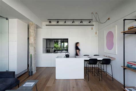 modern apartment brings japanese beauty  tel aviv
