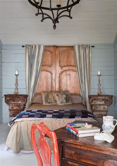 how do you make a door into a swinging bookcase 101 headboard ideas that will rock your bedroom