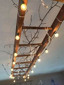 Holz Lampen Decke : diy lampe 76 super coole bastelideen dazu ~ A.2002-acura-tl-radio.info Haus und Dekorationen