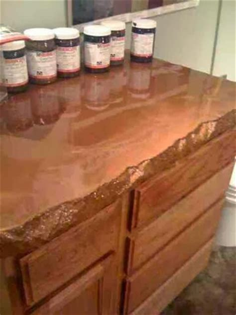 rocksolid custom concrete countertops jefferson city