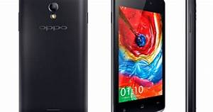 Oppo Joy R1001 Stock Rom
