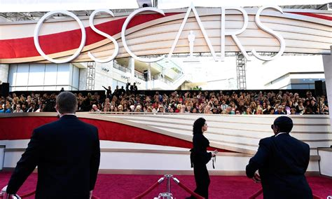 Watch Live Arrivals The Oscars Red Carpet