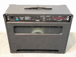 Marshall Dsl40cr 1x12 U0026quot  40 Watt Tube Guitar Combo With