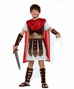 Roman Warrior Kids Costume - Boys Roman Costumes