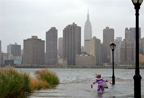 New Climate Study Says Nyc Could Be Completely Underwater In Less Than A Century  Inhabitat New