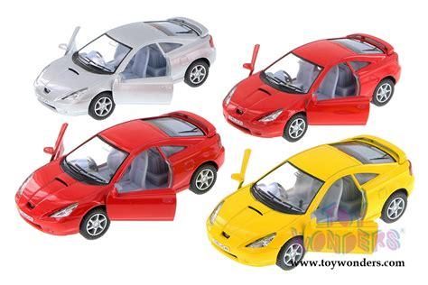 Toyota Celica By Kinsmart 1/34 Scale Diecast Model Car