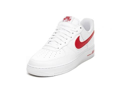 nike air force   white gym red asphaltgold