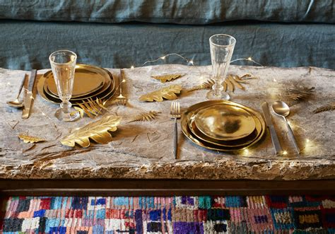 Déco De Table De Noël  Nos Plus Belles Inspirations Elle