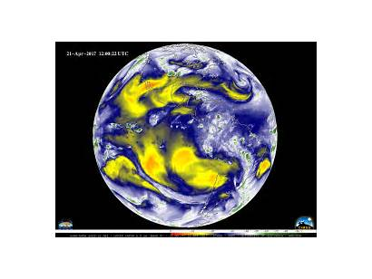 Goes Vapor Water Level Disk Animation Play