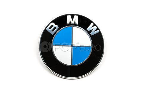 Roundel Bmw by Bmw Roundel Emblem Genuine Bmw 51148132375 Fcp