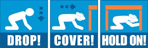 great shakeout earthquake drills shakeout graphics