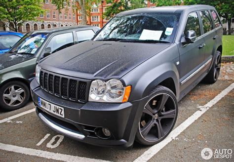 matte grey jeep grand cherokee spotted matte colours part 147
