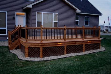 adding a deck to your house adorable home