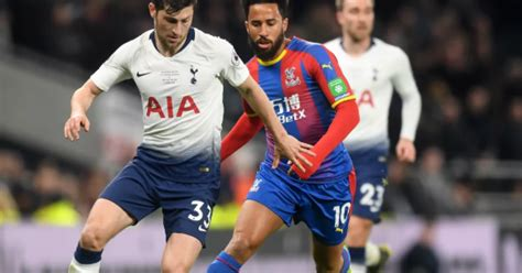 Crystal Palace vs Tottenham Hotspur : Team News ...