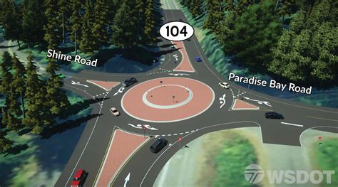 affect dots proposed roundabout  sr