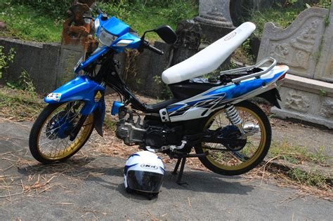 Modifikasi Motor by Foto Modifikasi Motor Yamaha R Dan Zr Info