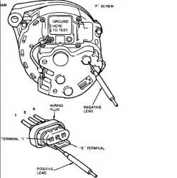1986 Ford Alternator Wiring by Where Can I Find A Wiring Diagram For A 1986 Ford Country