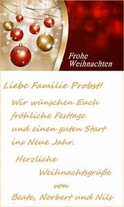 Weihnachtsgrüße Text An Chef : weihnachtsgr e mustertexte und vorlagen ~ Haus.voiturepedia.club Haus und Dekorationen