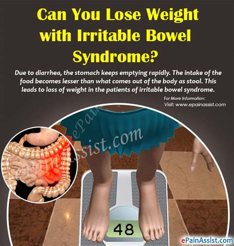 weight loss and stools can you lose weight with irritable bowel