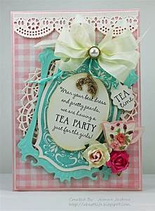 3d tea party invitations with white ribbon and red rose on With 3d rose wedding invitations