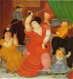 Fernando Botero Flamenco