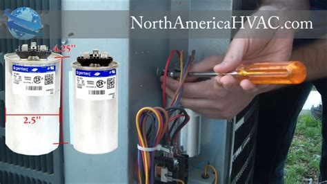 How Replace Capacitor Hvac