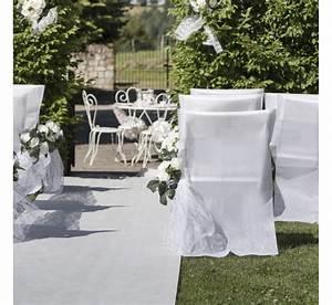 Tapis Blanc Mariage : tapis de c r monie blanc les couleurs du mariage ~ Teatrodelosmanantiales.com Idées de Décoration