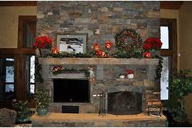 Christmas Fireplace Mantel Celebrating Style At HOME Blog Entertain Decorations Christmas Minimalist Christmas Mantel Decoration Come How To Decorate A Rustic Christmas Tree Shanty 2 Chic In Addition Decorative Lines On Christmas Tree Wall Decorating Ideas