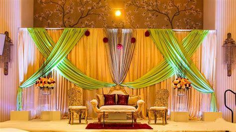 mehndi stage decoration  home mehndi stage design