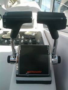 Dual Mercury Binnacle  Control Box