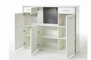 Meuble Salle à Manger Blanc : meubles de salle manger blanc cbc meubles ~ Teatrodelosmanantiales.com Idées de Décoration