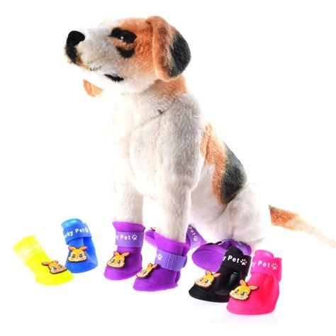 Waterproof Dog Boots Dog Shoes Cartoon Dog Bootsteddy