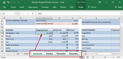 7 tips on how to work with worksheets in excel