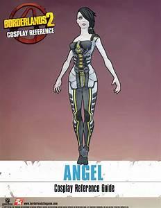 angel borderlands | Cosplay References | Pinterest ...