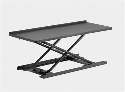 Keyboard Lift Stand Riser Tray Scissors Adjustable