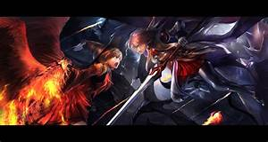 Epic Anime Wallpaper - WallpaperSafari