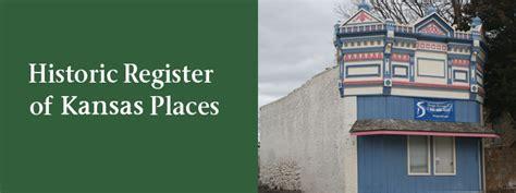 Preserve SHPO Kansas Historical Society