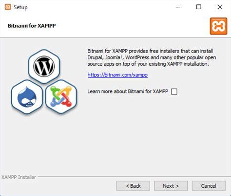 install xampp  wordpress locally  pcwindows