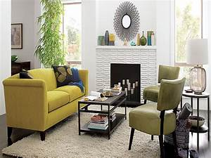 awesome small white living room interior design ideas with With design chairs for living room