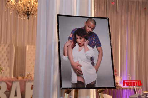 Ti And Tiny Harris' Baby Shower Pictures  Rolling Out