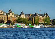 Inner Harbour Victoria BC Canada