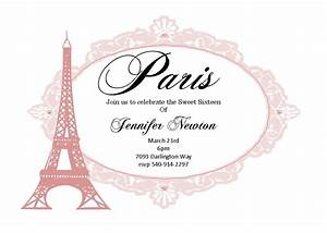 Sweed Paris : sweet sixteen 16 party invitation new selections summer 2018 ~ Gottalentnigeria.com Avis de Voitures
