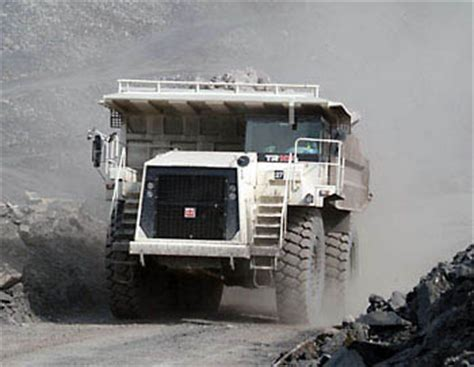 TR100 Mining Truck from Terex Corporation : Quote, RFQ ...