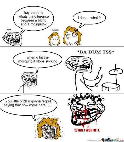 Meme Jokes Humor - blonde jokes memes