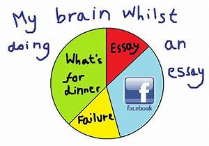 My Big Fat Geeky English Blog  The Pie Chart Of Procrastination