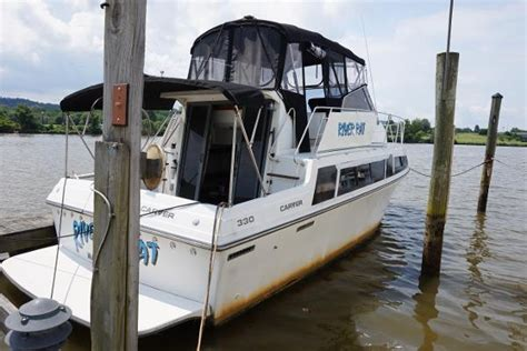 Carver Boats For Sale Maryland by Carver 33 Mariner Boats For Sale In Maryland