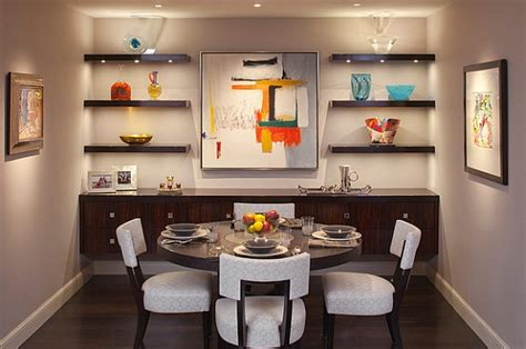 Small Dining Room : Small Dining Rooms That Save Up On Space