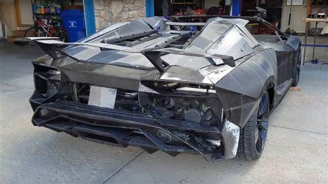 Lamborghini Aventador 3d Drucker by Vater Und Sohn 3d Drucken Ihren Eigenen Lamborghini Aventador